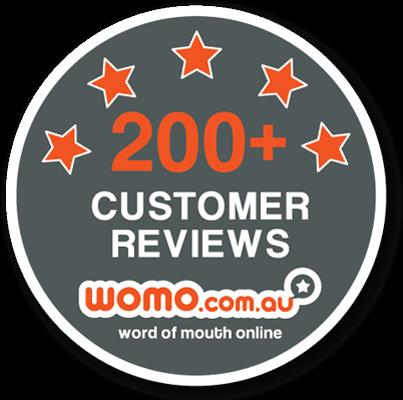 200+ Customer Reviews