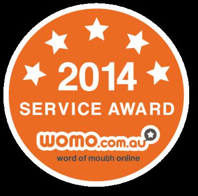 Service Award 2014