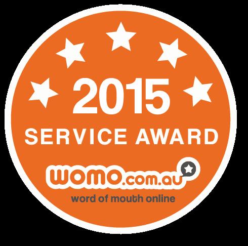 Service Award 2015