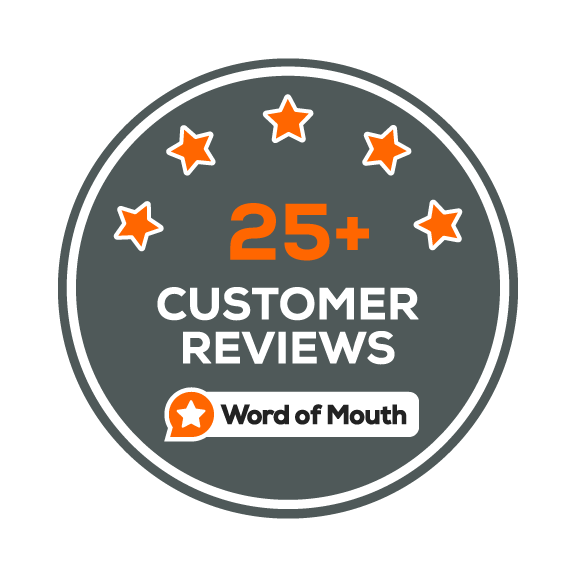 Work of Mouth Online Service Award Winner